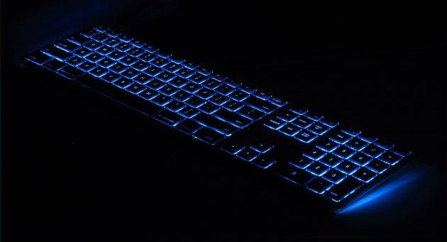 tastiere colorate da