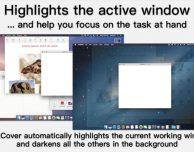 DeskCover: per focalizzare al meglio il lavoro su Mac