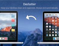Declutter: l'app che ti aiuta a mantenere ordinato il tuo desktop
