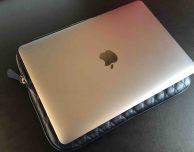 Noreve: ecco una custodia per MacBook in pelle