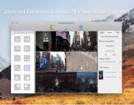 PhotoVideoCollage Pro: collage fotografico e video su Mac
