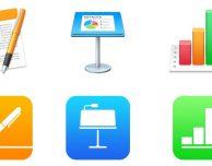 Apple aggiorna iWork per Mac
