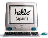 Apple celebra i 20 anni di iMac