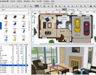 Sweet Home 3D: planimetria, progettazione interni e posizionamento arredi