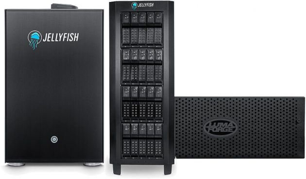 Apple inizia a vendere i server Jellyfish di LumaForge con fino a 200 TB di storage