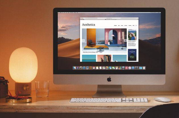 Apple rilascia macOS 10.14.6 beta 1 per sviluppatori
