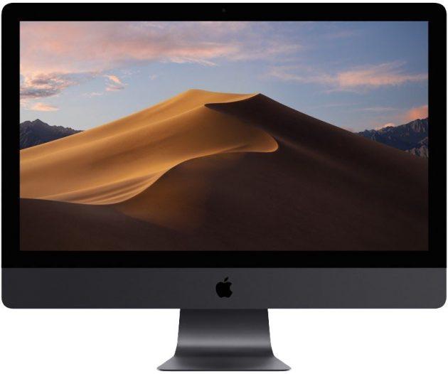 macOS Mojave 10.14.6.