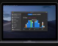 La funzionalità Screen Time mostrata in un concept di macOS 10.15