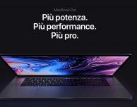 Apple lancia i MacBook Pro con nuovi processori Intel e tastiera migliorata