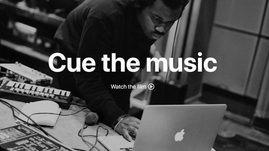 Apple promuove la creazione di musica su Mac in un nuovo spot
