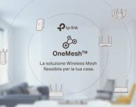 TP-Link OneMesh, per un Wi-Fi veloce e senza interruzioni