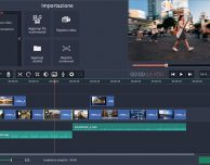 Movavi Video Editor: intuitivo e rapido software di montaggio per Mac