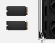 Mac Pro: connettore proprietario per le unità SSD