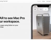 Come starebbe il nuovo Mac Pro sulla tua scrivania?