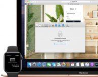 Con Apple Watch potrete effettuare più operazioni su macOS Catalina