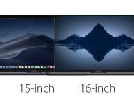 Il nuovo MacBook Pro 16″ avrà le stesse dimensioni del modello da 15 | RUMOR