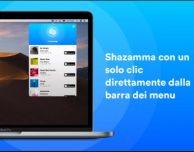 Apple aggiorna Shazam per Mac con i comandi rapidi
