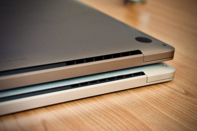 MacBook Pro 16 pollici - ventole