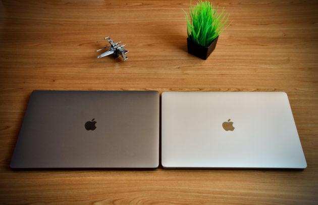 MacBook Pro 16 pollici dimensione 4