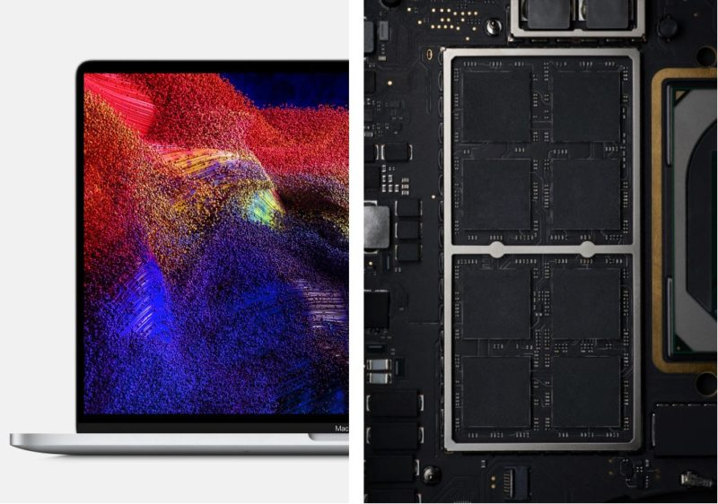 processore macbook 16