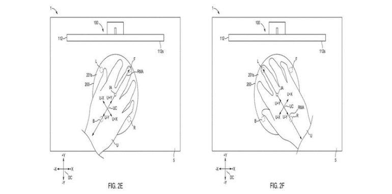 brevetto apple magic mouse pro