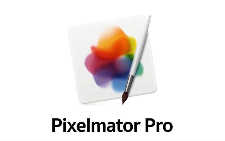 Pixelmator Pro update