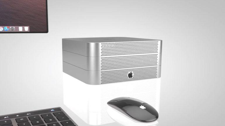 mac mini pro concept