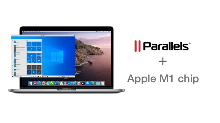 Parallels chip M1