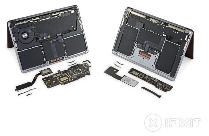 teardown macbook m1