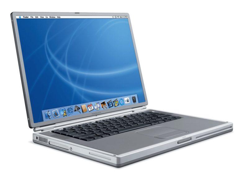 MacBook in titanio