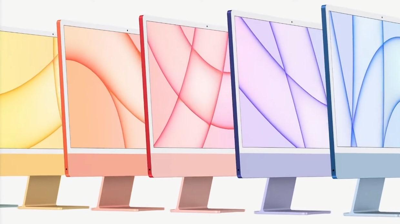 macOS 11.3 contiene i wallpaper colorati …