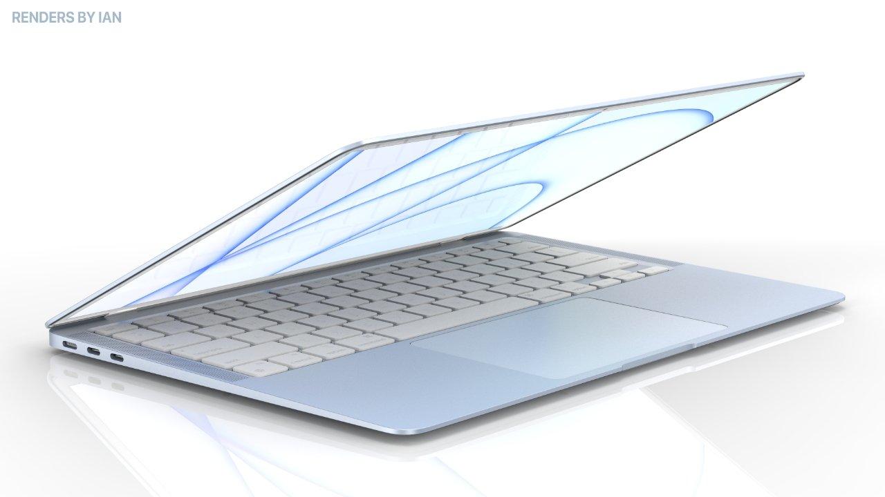 Il prossimo MacBook Air sarà colorato c …