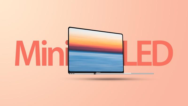 MacBook Pro M1X con display mini-LED a 1 …