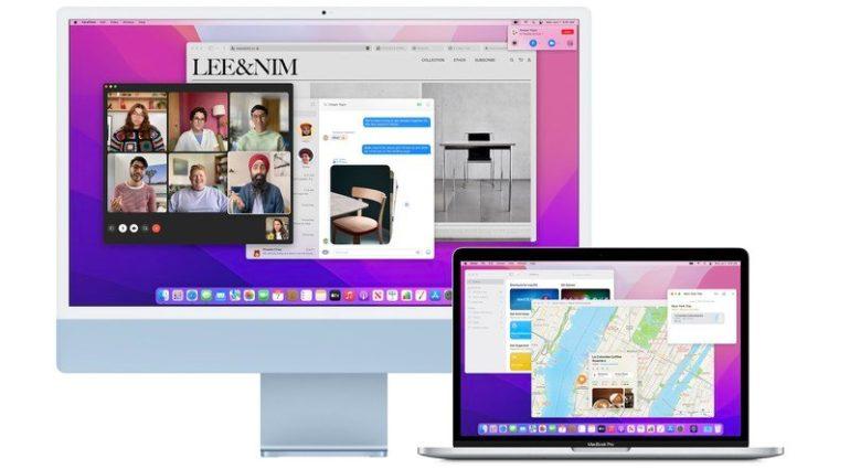 mac monitor monterey