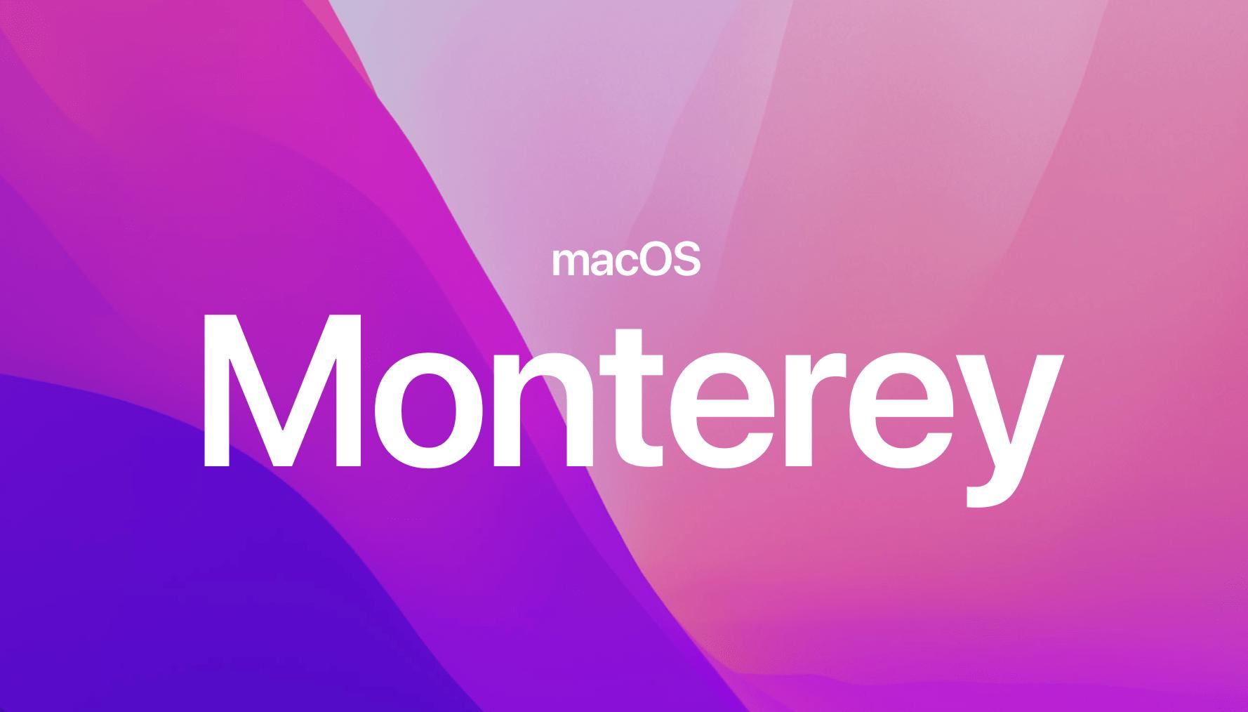 macOS Monterey: il Mac sempre più socia …