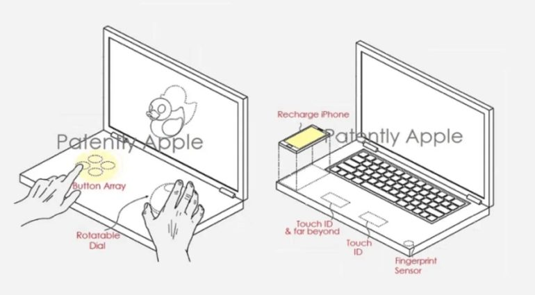 macbook tastiera virtuale